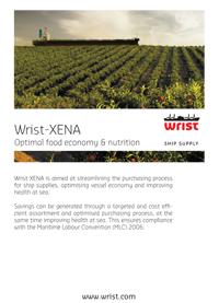 Wrist-XENA